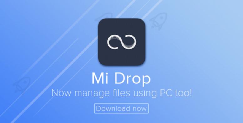 Share Music & Transfer Files - Mi Drop