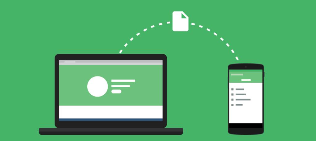 Portal- Wifi File Transfers